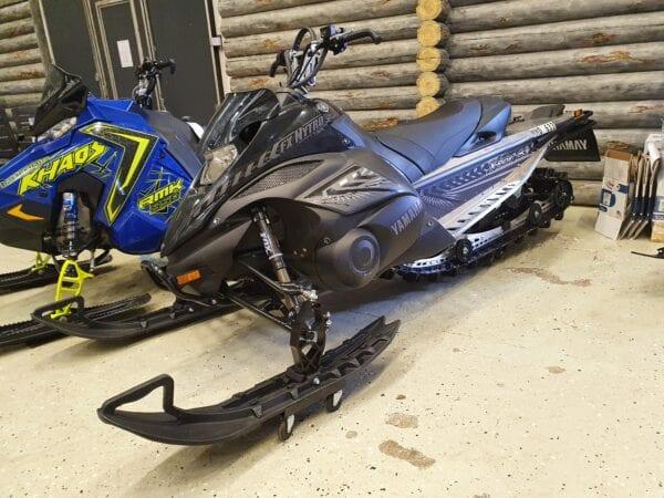 Yamaha Nytro 153 X-ride