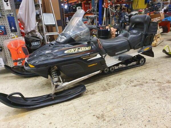 Skidoo Grand Touring 380